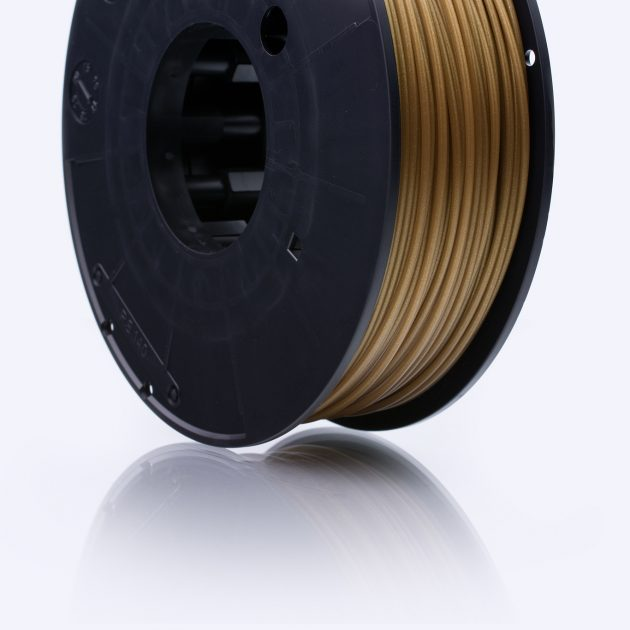 EcoLine PLA Polar Antique Gold 1.75mm 250g