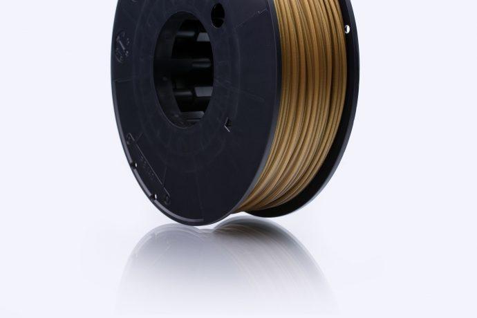 EcoLine PLA Polar Antique Gold 1.75mm 250g
