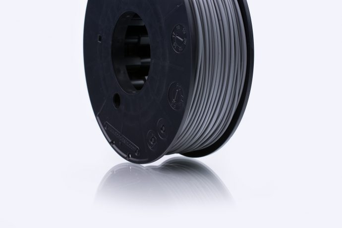 EcoLine PLA Common Grey 1.75mm 250g