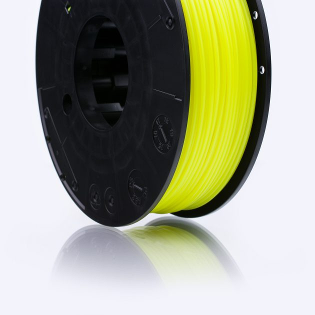 EcoLine PLA Polar Neon Yellow 1.75mm 250g