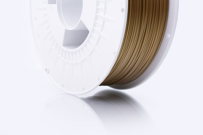 EcoLine PLA Antique Gold 1.75mm