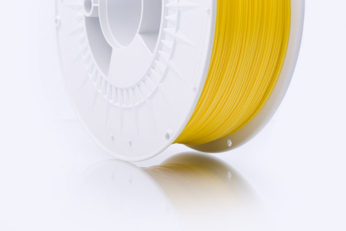 EcoLine PLA Lemon Drop 1.75mm