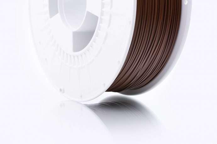 EcoLine PLA Milk Chocolate 1.75mm