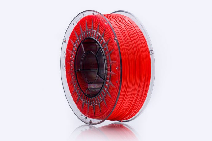 Swift PET-G Neon Red 1.75mm