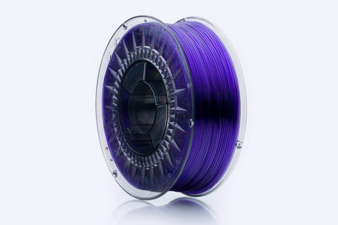 Swift PET-G Violet Glass 1.75mm