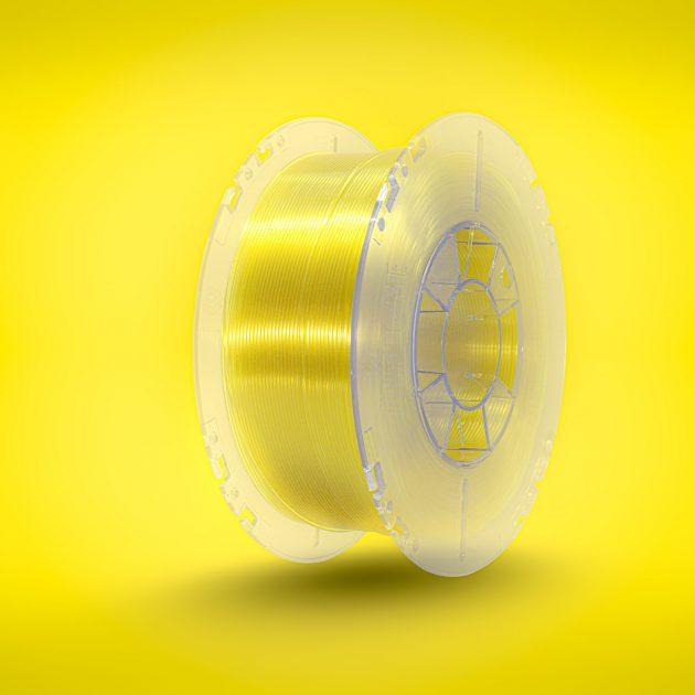 Swift PETG Yellow Glass