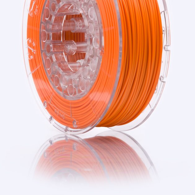 Smooth ABS 1.75mm 200g - Tuscan Orange 2