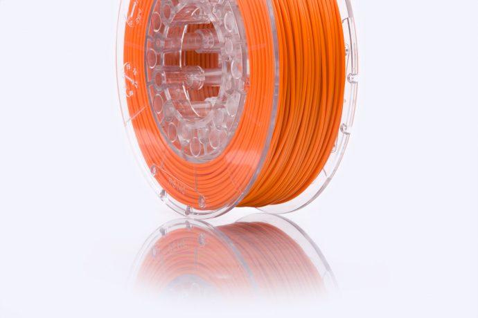 Smooth ABS 1.75mm 200g - Tuscan Orange 2