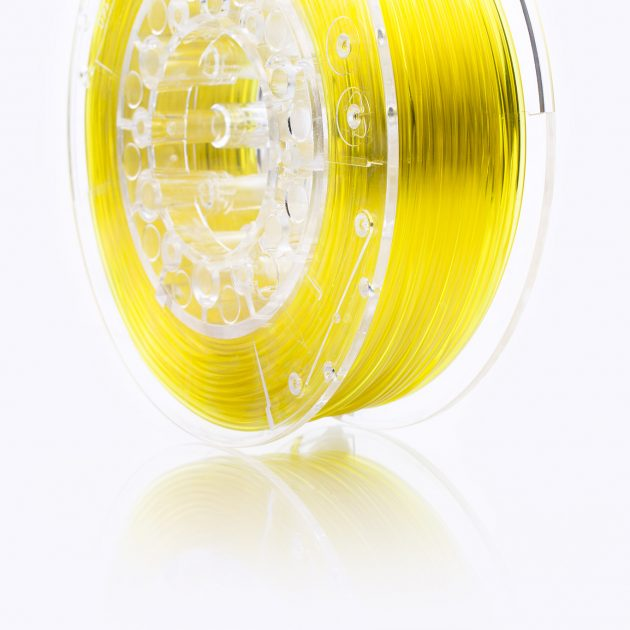 Swift PET-G Yellow Glass 1.75mm 250g
