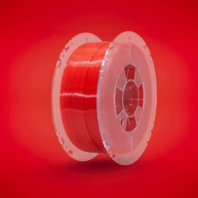 Lucent PLA Rubin Red