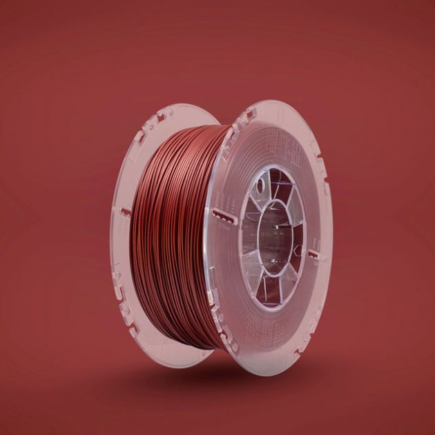 E-HT PLA Jasper Red