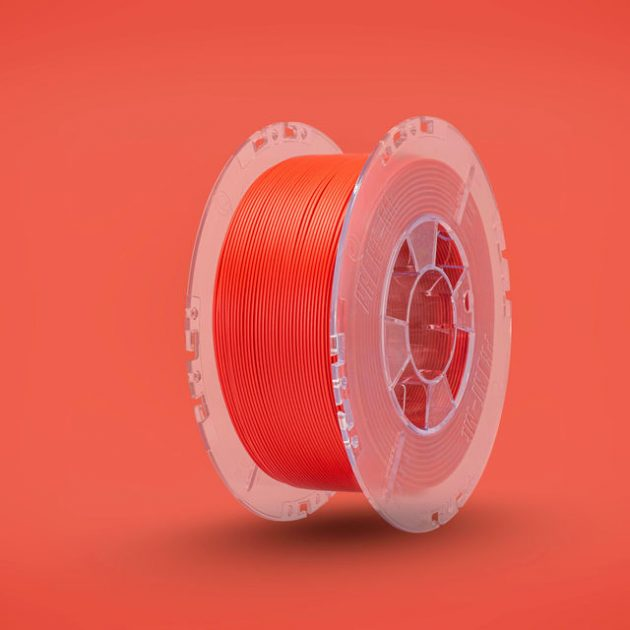 E-HT PLA Intensive Red