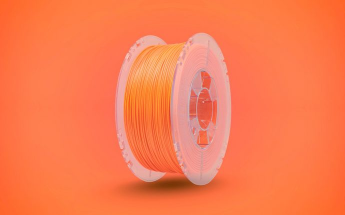 E-HT PLA Intensive Orange