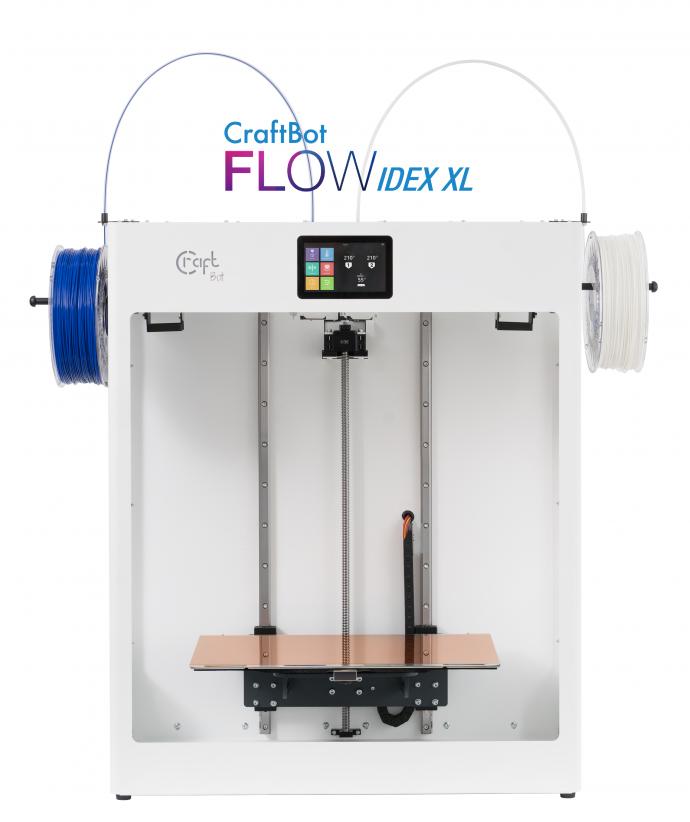 CraftBot Flow Index XL